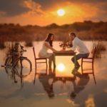 Люди встречаются люди влюбляются женятся